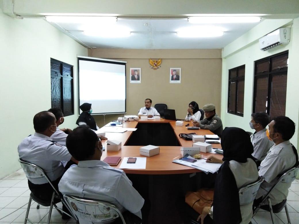 Pembahasan Draft Peraturan Bupati tentang Ijin Rencana Tapak (Siteplan) Perumahan/ Kavling yang
